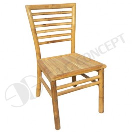 BCH401-Bamboo Furniture-Bamboo Backrest Chair
