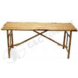 BF-13001 - Wholesale Bamboo Furniture - Bamboo Folding Table
