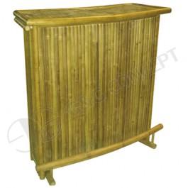 BTB110-Bamboo Tiki Bar- Bamboo Bar Counter