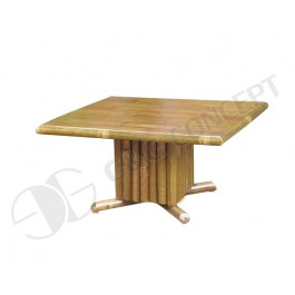 BTL326-Bamboo Furniture-Bamboo Square Table For Sofa