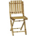 BF-13006 - Bamboo Furniture - Bamboo folding chair