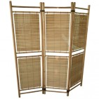 BSR504-Bamboo Furniture-Indoor Bamboo Folding Screen