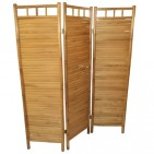 BSR511-Bamboo Furniture-Garden decorative Bamboo Folding Screen