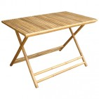 BTL315-Bamboo Furniture-Bamboo Rectangular Folding Coffee Table