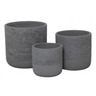 CP-400-S3 _ Rd. Ro - Cement Pot S/3