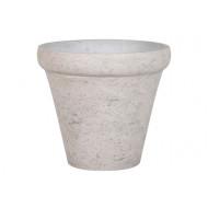 CP-2400-01 - Round Cement Pot - Plain