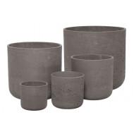 CP-3900-S5 - Round Cement Pot - Plain