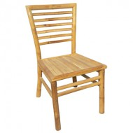 BCH401-Bamboo Furniture-Bamboo Backrest Chair