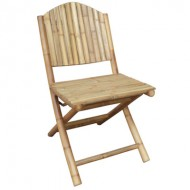 BCH404-Bamboo Furniture-Bamboo Folding Chair