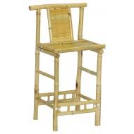 BCH418-Bamboo Furniture-Classic Bamboo Stool
