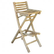 BCH423-Bamboo Furniture-Bamboo Folding Stool