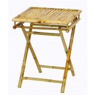 BF-13002 - Bamboo Furniture - Bamboo Folding Table