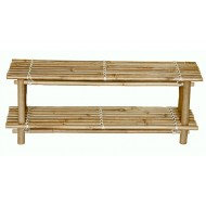 BF-13020 - Bamboo shelves and storage - Bamboo rack shoe