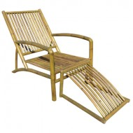 BLG607-Bamboo Furniture-Indoor Bamboo Folding Chair