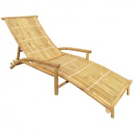 BLG608-Bamboo Furniture-Indoor Bamboo Relax Lounger