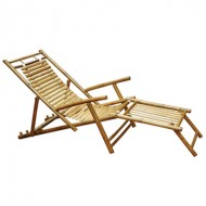 BLG613-Bamboo Furniture-Indoor Bamboo Folding Chair