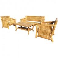 BSF909-Bamboo Sofa-Folk Bamboo Sofa