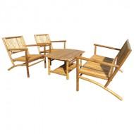 BSF917-Bamboo Sofa-Traditional Bamboo Sofa