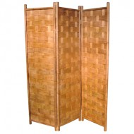 BSR501-Bamboo Furniture-Style Bamboo Folding Screen