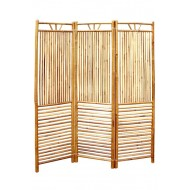 BSR507-Bamboo Furniture-Model Bamboo Folding Screen