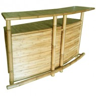 BTB112-BambooTiki Bar-Model Bamboo Bar Counter