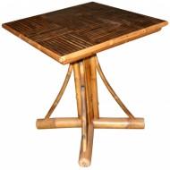 BTL306-Bamboo Furniture-Bamboo Square Coffee Table