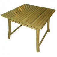 BTL317-Bamboo Furniture-Bamboo Square Table