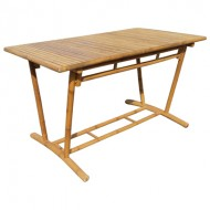 BTL318-Baboo Furniture-Bamboo Tectangular Table