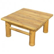 BTL321-Bamboo Furniture-Baboo Square Coffee Table