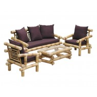BSF921-Bamboo Sofa-Antique and Model Bamboo Sofa