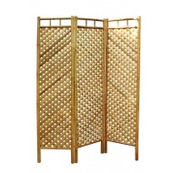 BSR508-Bamboo Furniture-Outdoor Bamboo Folding Screen