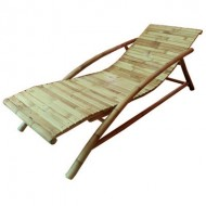 BLG606-Bamboo Furniture-Outdoor Bamboo Lounger