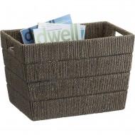RHB13015 - Wholesale Wicker Basket - Magazine Basket