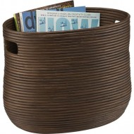 RLB13020 - Wholesale Rattan Basket - Rattan magazine basket