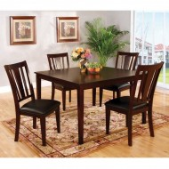 WF13008-Wooden Furniture - Round Dining Set