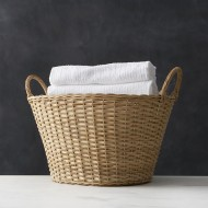 RLB 13007 - Rattan Storage - Wicker laundry basket