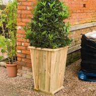 WP2-13004 - Garden Planter - GG Tall Wooden Planter