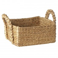 WWB-13018-Set of 3 Water Hyacinth Storage Basket