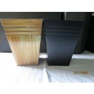 ZCB10 - Zinc Bucket Planter