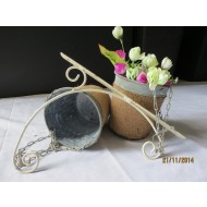 ZCB13 - Hanging Flower Bucket